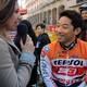 Takahisa Fujinami, un dels aspirants a guanyar els 3DTS