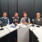 Xarxa de Mat - 143 (23-11-2019). Amb el GM José Manuel López i Guillem Mut
