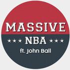 Massive NBA Ep. 286 | El game winner de Davis da la victoria a los Lakers - ¿Cuánto vale realmente el MVP?