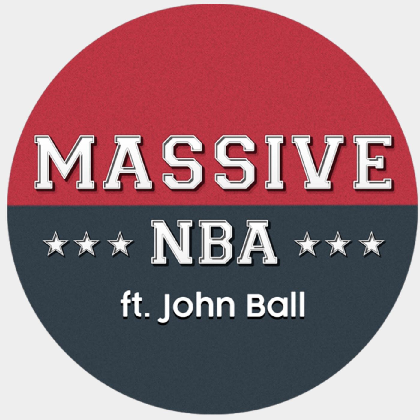Massive NBA Ep. 286   El game winner de Davis da la victoria a los Lakers - ¿Cuánto vale realmente el MVP?