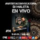 Dj Maleta - Artista Convocatoria #14 - ElectroCumbia - 11/09/19