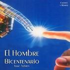 """""""El Hombre Bicentenario"""" de Isaac Asimov"""
