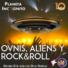 1X14 OVNIS, ALIENS Y ROCK&ROLL - Planeta Incógnito (60 min)