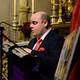 Pepe Castilla Pérez autor del Cartel Anunciador de la Semana Santa//Descripción