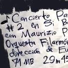 Beethoven - Concierto Para Piano y Orquesta #2 en Si Bemol Mayor, Opus 19,