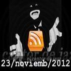 El Cantor de Jazz 23/11/2012: Jazz de inspiración latina (Chick Corea, Michel Camilo & Tomatito, Celia Mur,...)
