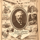 Verne y Wells ciencia ficción: Especial Julio Verne, 190 aniversario de su nacimiento, segunda parte