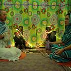 DOS YOGUIS NOS VISITAN, la filosofía de la India, SWAMIS KADAMBA y RAJENDRA del Templo de Krishna Gérgal-Almería