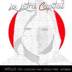 Laletracapital podcast 161 - canciones para puzzles y para japoneses (OMC RADIO)
