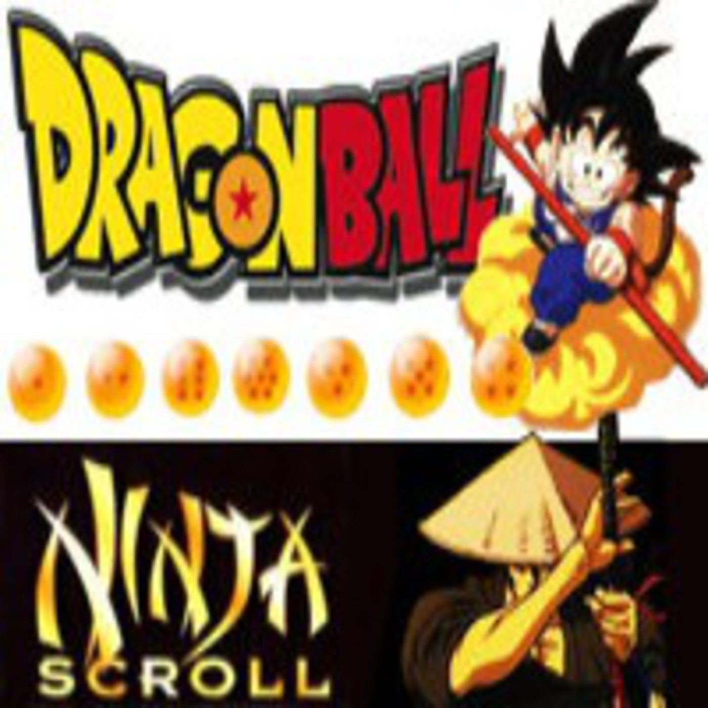LODE 2x29 especial DRAGON BALL. Dossier NINJA SCROLL