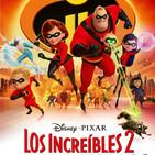 Los Increíbles 2 (2018) #Aventuras #Acción #Superhéroes #peliculas #audesc #podcast