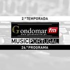 MUSICPT na GONDOMAR FM - Episódio 24