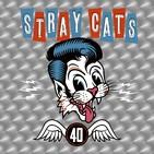 40 años de los Stray Cats