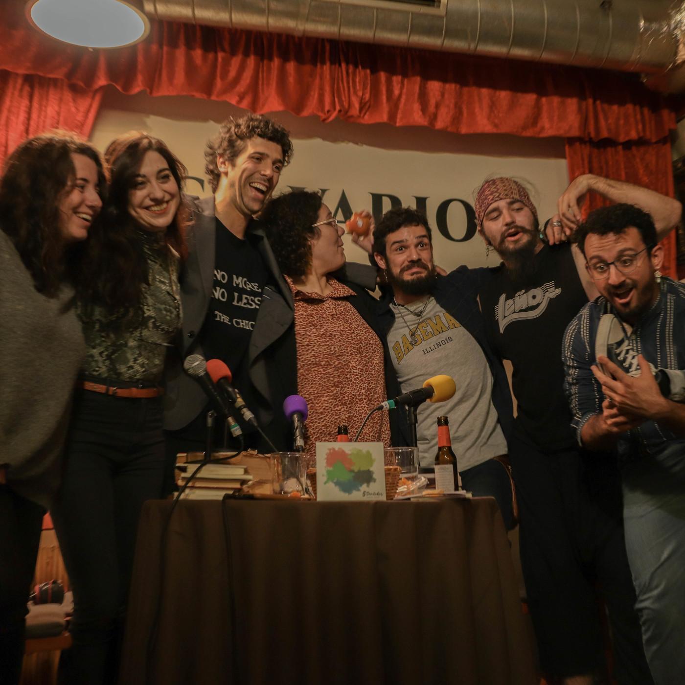Quién Toca HOY? 02x01   PABLO BENAVENTE & MARÍA DE LA FLOR (desde el bar CALVARIO)