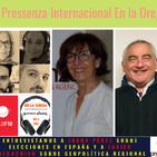 Pressenza Internacional En la Oreja 22/11/2019