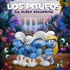 Los Pitufos: La Aldea Escondida (2017) #Aventuras #Infantil #peliculas #podcast #audesc