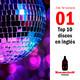 TOP 10 discos en Inglés