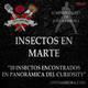 Jovi Sambora T01x19 - Insectos en Marte - 10 Insectos encontrados en panorámica del Curiosity