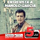Entrevista a Manolo García - #ELFIVE10M