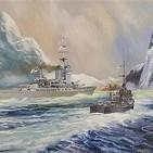 CBP#128 Campaña de Noruega, las batallas navales - Operación Weserübung III