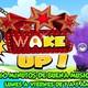 Wake Up Ccon Damiana Febrero 10 2015