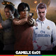 GAMELX 6x01 - Uncharted The Lost Legacy, Destiny 2, Windjammers, Everybody's Golf y FIFA 18