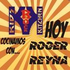 KrK 7 con Roger Reyna y sus fajitas de pavo tex-mex