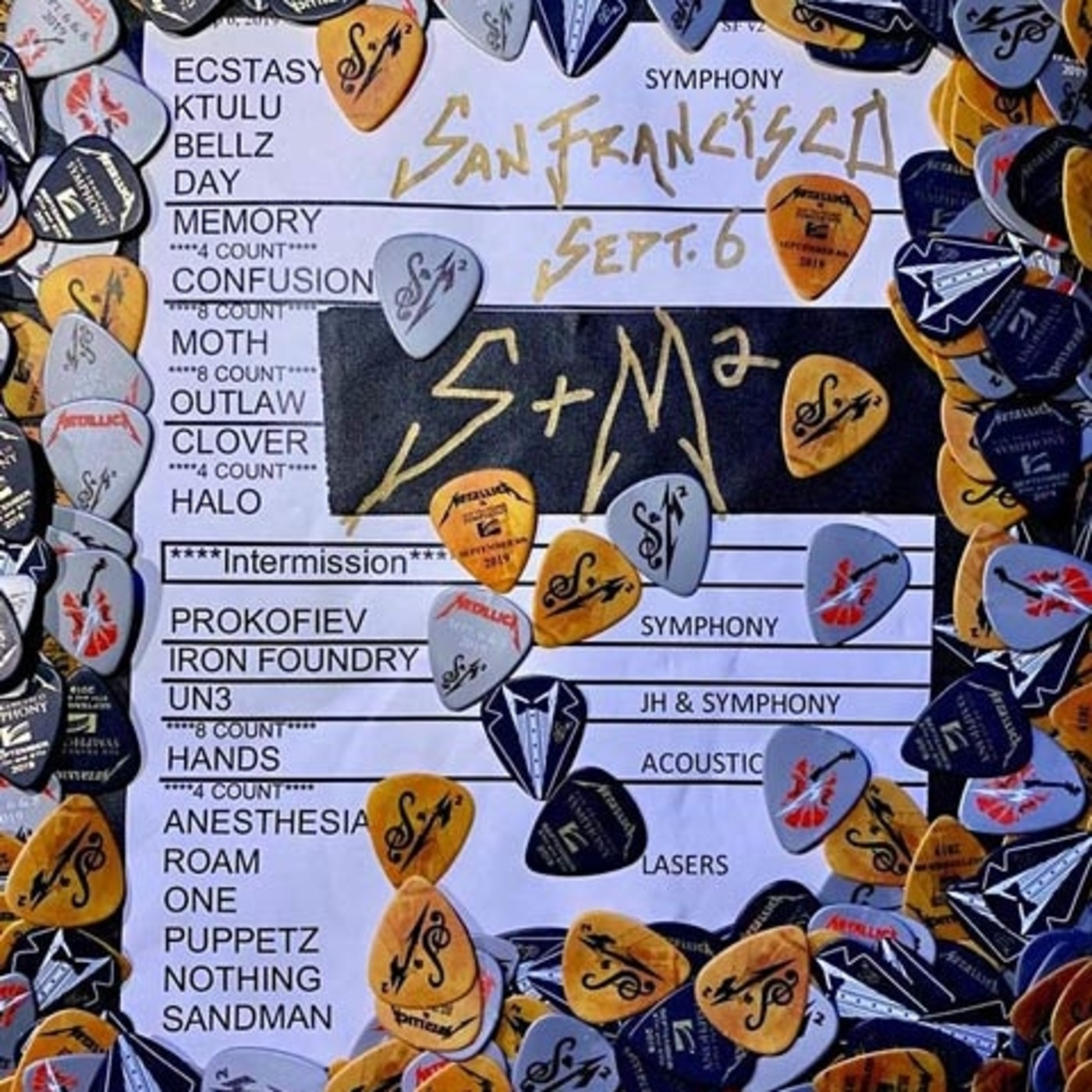 Metallica y la Sinfónica de San Francisco