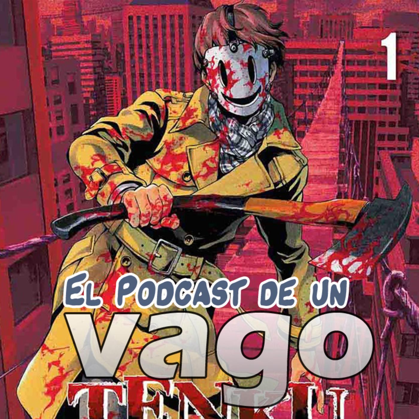 VagoPodcast #73: Noticias y Tenkuu Shinpan