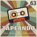 Tapeando #63 - Perdidos en el Sonorama buscando a Paquita Salas