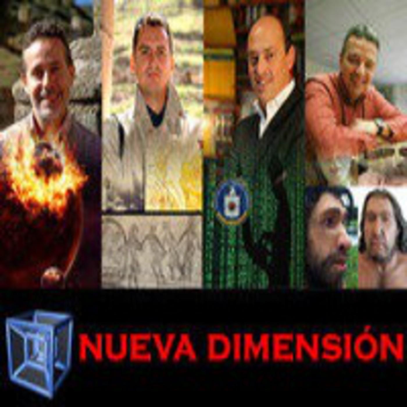 NUEVA DIMENSIÓN - Temporada del Misterio con Jesus Callejo, Eric Frattini, Lorenzo Fdez Bueno, Jose M. Nieves