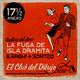 ANEXO 17 #ECDD · Análisis del disco La fuga de Isla Dramita & ARGH! + SORTEO