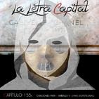 Laletracapital podcast 155 - canciones para caníbales y almas sofisticadas (OMC RADIO)