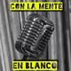 Con La Mente En Blanco - Programa 203 (11-04-2019) Más novedades