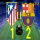 Análisis Post-Partido #copadelrey #AtMadrid 1 #FCBarcelona 2 A un paso de una nueva final de copa .