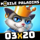 03x20 - Smash Legends, Sonic y los JJOO, Bob Esponja, EverMerge, Forza Street, BLADE XLORD y más!