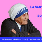 La Capacidad Emprendedora de la Madre Teresa de Calcuta | 250