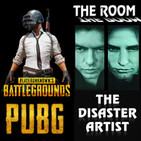 LODE 8x23 –Archivo Ligero– PUBG, The Room + The Disaster Artist