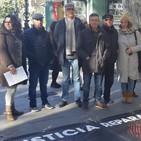 IU apoya la concentración realizada en Sevilla por la exhumación de la fosa de Pico Reja
