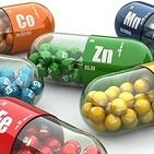 Triaje de nutrientes, deficiencias y riesgos de la suplementación (vit. D, calcio, magnesio…)
