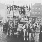 ENIGMA EXPRESS: Las Suffragettes, luchadoras por el voto femenino