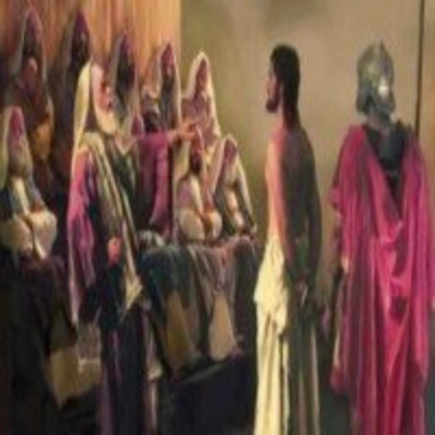 El Juicio a Jesucristo