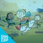 FDS Gran Angular: Series de animación para niños que disfrutan también sus padres(ep.41)