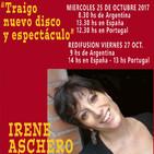 Irene Aschero con Eduardo Aldiser en Radio Nueva Argentina - Programa de Oscar Pedro Juliano