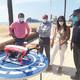 Peñíscola controlará este verano el aforo de las playas con un dron
