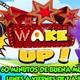 Wake Up Con Damiana( FEBRERO 21.2018) BUENA MUSICA PARA COMENZAR TU DIA