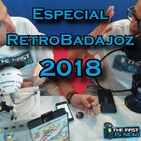 The Past Is Now Radio Especial Retrobadajoz 2018