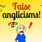 False anglicisms