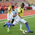 La Sub-17 llegó con poco rodaje al Sudamericano e irá creciendo en la medida que vaya jugando