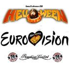 Corsarios - Especial Eurovisión HELLOWEEN - Programa del 25 Nov 2018